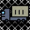Truck Transportation Transportation Commerce Icon