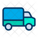 Delivery Truck Transport Transportation Icon