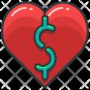 Love Money True Icon