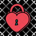 True Love Heart Icon