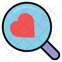 Business Graph Hand Icon