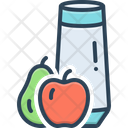 Truly Product Fruit Icon