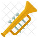 Trumpet Music Equipment Icon