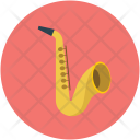 Trumpet Music Instruments Icon