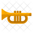 Trumpet Music Sound Icon