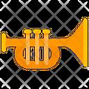 Aerophone Brass Clarinet Icon