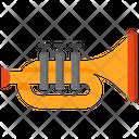 Trumpet Musical Instrument Instrument Icon