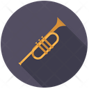 Trumpet Brass Wind Icon