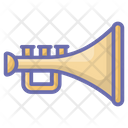 Trumpet Music Instrument French Horn Icon