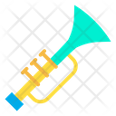 Fife Instrument Trumpet Icon