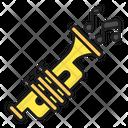 Music Trumpet Wind Icon