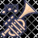 Music Instrument Brass Icon