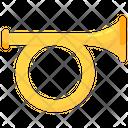 Trumpet Cornet Brass Icon