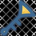 Christmas Festival Trumpet Icon