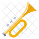 Atrumpet Orchestra Musical Instrument Icon