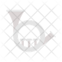 Trumpet Musical Instrument Icon