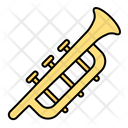 Trumpet Bugle Instrument Icon