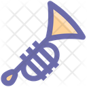 Brass Music Band Icon