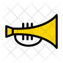 Trumpet Instrument Music Icon