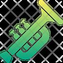 Trumpet Instrument Megaphone Icon