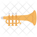 Trumpet Music Orchestra Icon