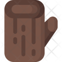 Trunk Wood Icon
