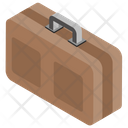 Briefcase Trunk Cloth Trunk Icon