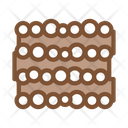 Tree Trunk Heap Icon