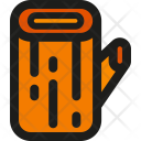 Trunk Tree Wood Icon