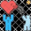 Trust Love Reliance Icon