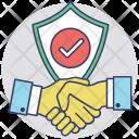 Trust Commit Confidence Icon