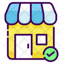 Trusted Store Store Shop Icon
