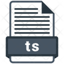 Ts file Icon