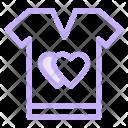 Tshirt Polo Love Icon
