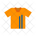 Shirt With Lines Icon