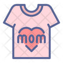 Day Shirt Mother Icon