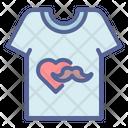 Shirt Fathers Day Celebrate Icon