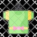 Tshirt Clothing Baby Cloth Icon