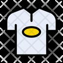 Tshirt Cloth Garments Icon