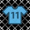 Tshirt Jersey Soccer Icon