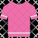 Tshirt Stitched Fabric Icon
