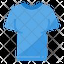 Tshirt Wearing Casual Icon