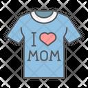 Tshirt I Love Icon