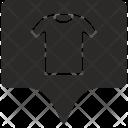 Tag Tshirt Cloth Icon