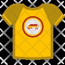 Wear Tshirt Spain Icon