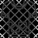 Tshirt Heart Love Icon