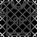 Tshirt Tee Advertise Icon