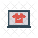Ads Advertisement Online Icon