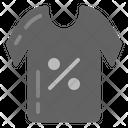 Tshirt Fashion Clothes Icon