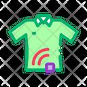 Sensor T Shirt Signal Icon